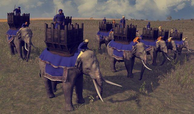 Znajdziemy tutaj szeroką gamę maszyn służących do miotania ciężkich pocisków lub strzał w kierunku wroga - Jednostki lądowe - Wojsko - Total War: Rome II - poradnik do gry