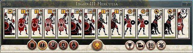 Wszystkie oddziały wchodzące w skład armii zostały przeszkolone przez czempiona. - Doświadczenie oddziałów; tradycje - Wojsko - Total War: Rome II - poradnik do gry