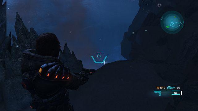 Wsiadaj do mecha i kieruj się do Coronis - Misja 2 - Pierwszy posterunek termalny - Opis przejścia - Lost Planet 3 - poradnik do gry