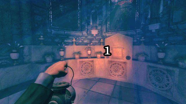Weź go i idź do głównej części świątyni - Kościół - Amnesia: A Machine for Pigs - poradnik do gry