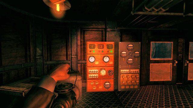 Urządzenia informujące, które piece działaja, a które nie. - Fabryka - Amnesia: A Machine for Pigs - poradnik do gry