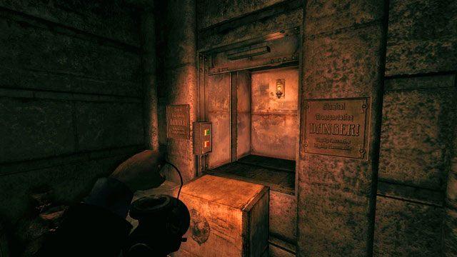 Wyjście z obszaru. - Fabryka - Amnesia: A Machine for Pigs - poradnik do gry