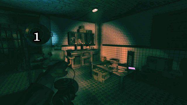 Po odzyskaniu kontroli otwórz windę i wyjdź - Mieszacz płynów - Amnesia: A Machine for Pigs - poradnik do gry