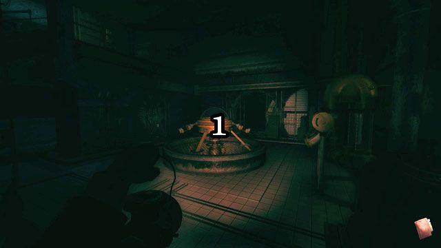 Zejdź po schodach - Mieszacz płynów - Amnesia: A Machine for Pigs - poradnik do gry