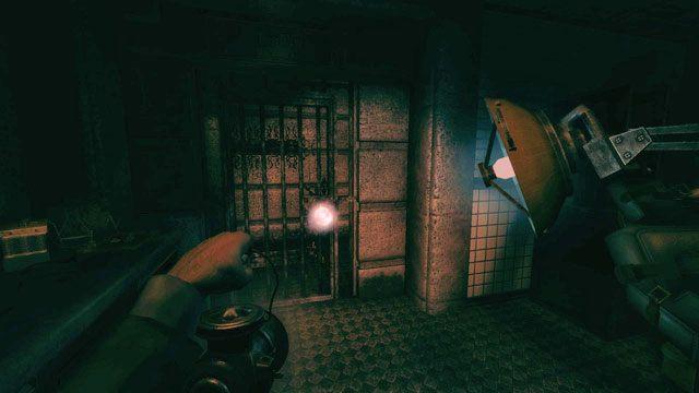 Użyj substancji na zamku, a następnie skieruj nań światło. - Mieszacz płynów - Amnesia: A Machine for Pigs - poradnik do gry