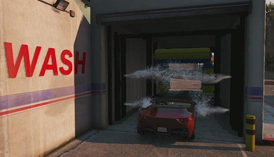 Car Wash Locations Gta