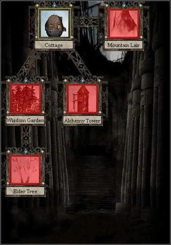 Klanowi magowie są specjalistami od wspomagania ataku - Górskie Klany - Bohaterowie, Wojownicy, Magowie - Disciples II: Mroczne Proroctwo - poradnik do gry