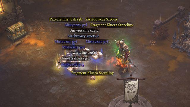 Nagrody ze Skarbu Horadrimów. Tym razem bez legendarnego przedmiotu. - Zlecenia | Opis mechanizmów rozgrywki - Diablo III: Reaper of Souls - poradnik do gry