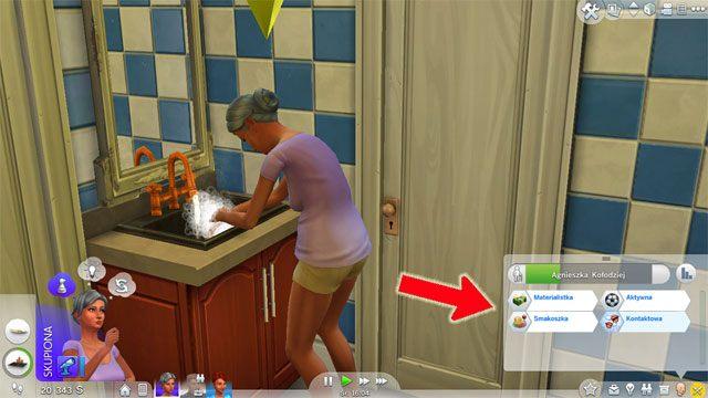 Bardzo ważnym elementem wpływającym na życie Sima są jego cechy - Osobowość | Życie Sima - The Sims 4 - poradnik do gry