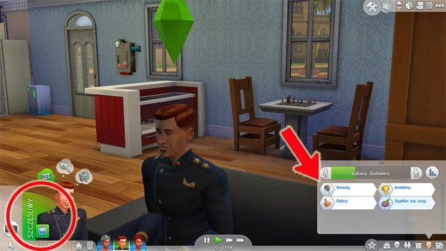 Jeśli nie możesz się zdecydować uniwersalną i pomocną cechą są m - Osobowość | Życie Sima - The Sims 4 - poradnik do gry