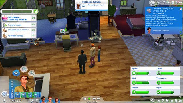 Każdy z etapów wiąże się z pewnymi możliwościami i ograniczeniami - Wiek | Życie Sima - The Sims 4 - poradnik do gry