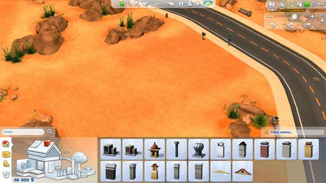Zrównana z ziemią działka zostanie Ci oddana do dyspozycji - Wprowadzenie rodziny - Dom Sima - The Sims 4 - poradnik do gry