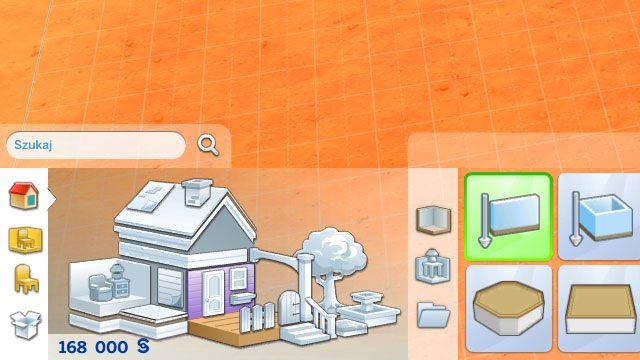 Po wprowadzeniu się do domu przejdź do panelu budowania (F3) - Budowanie domu - Dom Sima - The Sims 4 - poradnik do gry