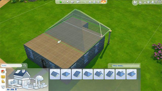 Budowanie domu dom sima the sims 4 poradnik do gry for Sims 4 dach bauen