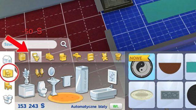 Czas teraz posiadany dom wykończyć - Urządzanie domu | Dom Sima - The Sims 4 - poradnik do gry