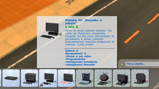 Każdy obiekt czy urządzenie pełni swoją funkcję - Urządzanie domu | Dom Sima - The Sims 4 - poradnik do gry