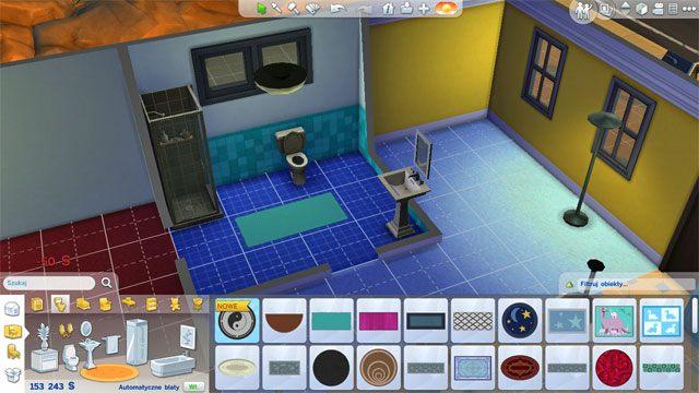 Łazienka to bardzo ( - Urządzanie domu | Dom Sima - The Sims 4 - poradnik do gry