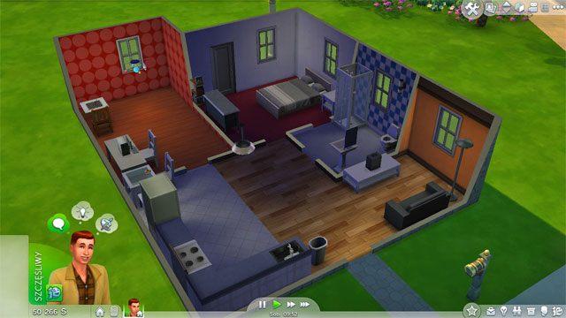 Wybudowany bądź zakupiony na początku dom może być dla Ciebie wystarczający na dość długi czas, ale w końcu będziesz go chcieć rozbudować - Rozbudowa domu | Dom Sima - The Sims 4 - poradnik do gry