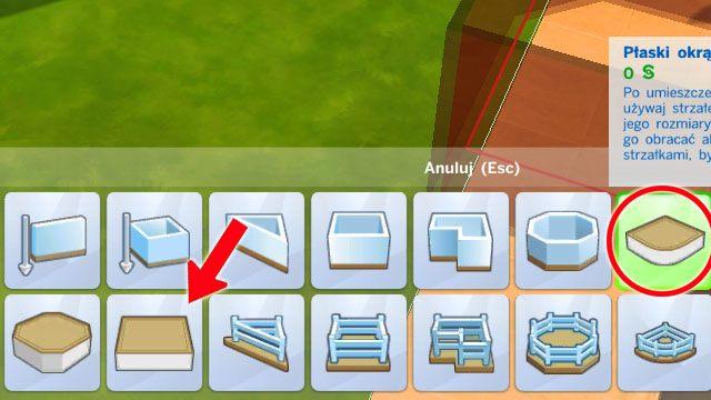 Tworząc piętro możesz poświęcić część terenu by stworzyć na nim taras - Rozbudowa domu | Dom Sima - The Sims 4 - poradnik do gry