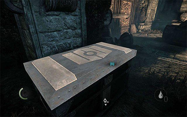 Duża skrzynia skrywa najwięcej skarbów - Spotkanie się z Erin na dachu - Prolog - Thief - poradnik do gry