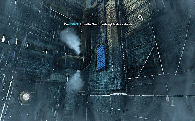 Powróć do miejsca startu i dla odmiany udaj sie teraz w prawo - Pierwsza część podróży do wieży zegarowej - Rozdział 1 (Blokada - Lockdown) - Thief - poradnik do gry