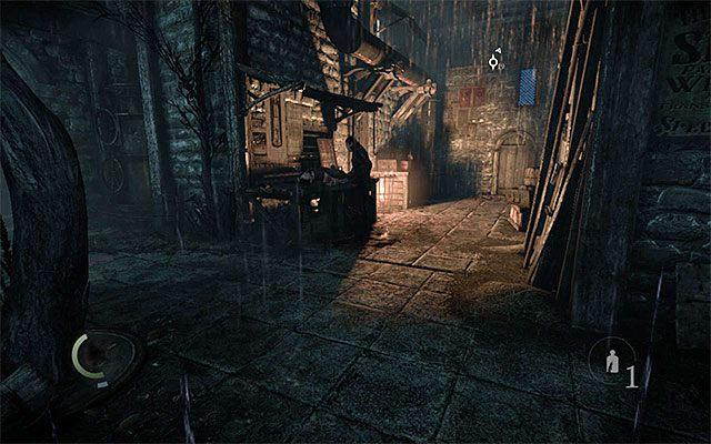 Nowy przeciwnik - Pierwsza część podróży do wieży zegarowej - Rozdział 1 (Blokada - Lockdown) - Thief - poradnik do gry