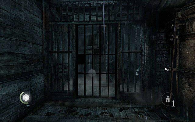 Zamknięta bramka - Pierwsza część podróży do wieży zegarowej - Rozdział 1 (Blokada - Lockdown) - Thief - poradnik do gry