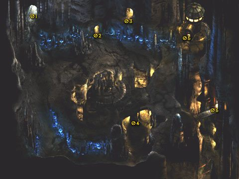 2 - Dorns Deep - Icewind Dale - poradnik do gry