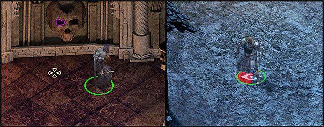 Skradanie wykorzystuje się zarówno w trakcie walki, jak i eksploracji (podczas przemierzania lochów czy otwierania skrzyń) - Skradanie | Walka - Pillars of Eternity - poradnik do gry