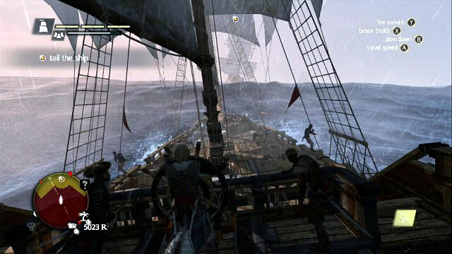 Śledź galeona - 06 - Proper Defenses | Sekwencja 3 - Assassins Creed IV: Black Flag - poradnik do gry