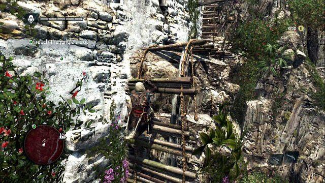 Wspinaj się na szczyt - 07 - A Single Madman | Sekwencja 3 - Assassins Creed IV: Black Flag - poradnik do gry
