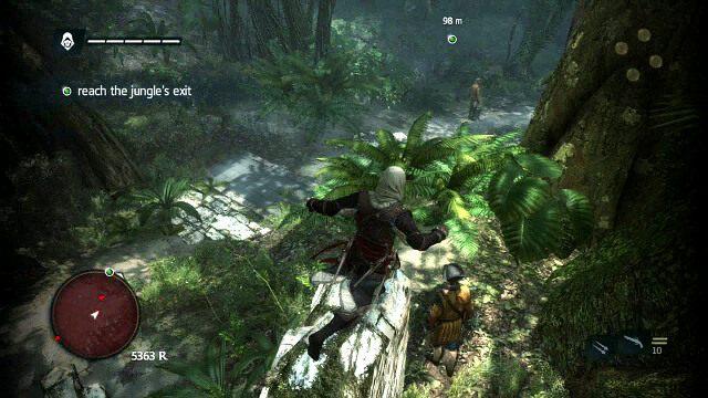 Kolejna dwójka żołnierzy - 07 - A Single Madman | Sekwencja 3 - Assassins Creed IV: Black Flag - poradnik do gry