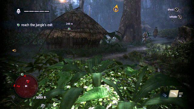 Uważaj na żołnierza z drzewa - 07 - A Single Madman | Sekwencja 3 - Assassins Creed IV: Black Flag - poradnik do gry