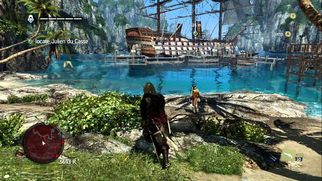 Płyń na statek - 07 - A Single Madman | Sekwencja 3 - Assassins Creed IV: Black Flag - poradnik do gry