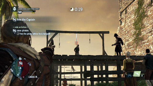 Przestrzel lin� - 02 - Now Hiring - Sekwencja 3 - Assassins Creed IV: Black Flag - opis przej�cia