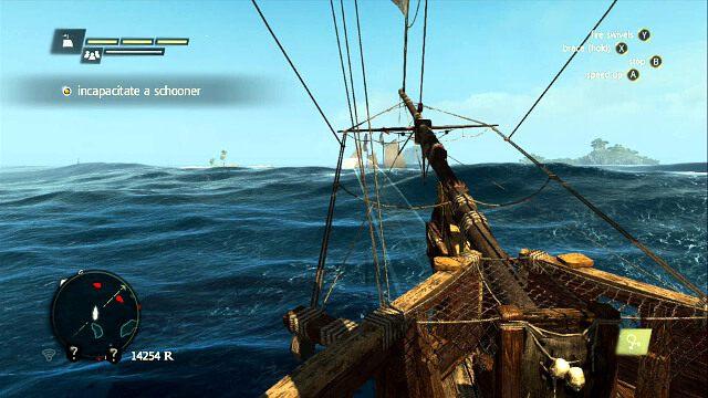 Rozpocznij ostrza� statku - 03 - Prizes and Plunder - Sekwencja 3 - Assassins Creed IV: Black Flag - opis przej�cia