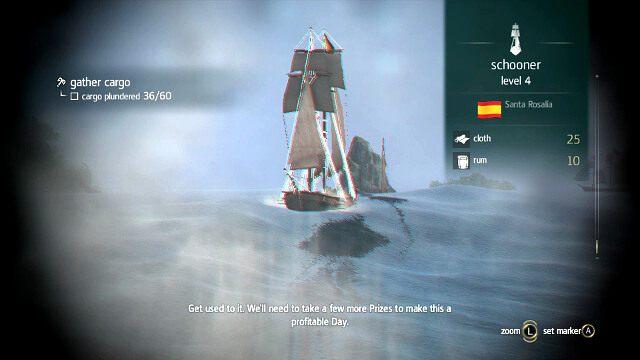Szukaj kolejnych cel�w - 03 - Prizes and Plunder - Sekwencja 3 - Assassins Creed IV: Black Flag - opis przej�cia