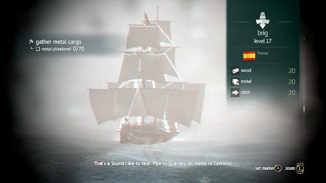 Poszukaj brygu na morzu - 04 - Raise the Black Flag - Sekwencja 3 - Assassins Creed IV: Black Flag - opis przej�cia