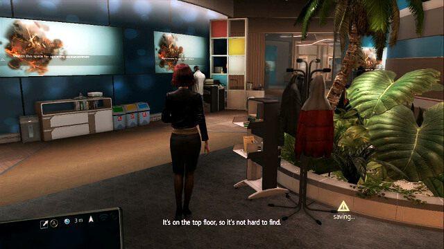 Idź na spotkanie z C.O.O. - Abstergo Entertainment 02   Sekwencja 3 - Assassins Creed IV: Black Flag - poradnik do gry