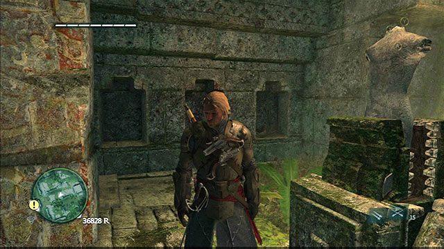 Aztecka kamizelka kuloodporna. - Nagroda - Stele Maj�w - Assassins Creed IV: Black Flag - mapy i sekrety