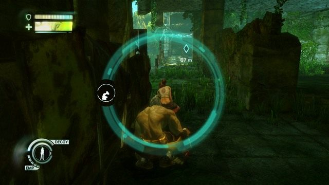 Decoy w Trip Command - Chapter 2 - The Old City - Enslaved: Odyssey to the West - poradnik do gry