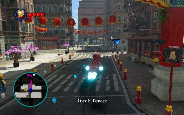 Nowy Jork Pierwsza Wizyta Opis Przejścia Lego Marvel