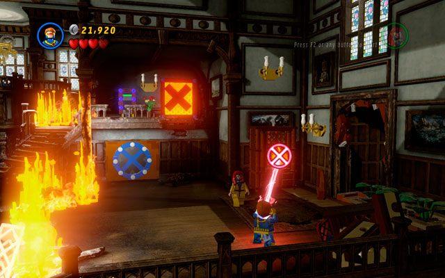 Crosses - zestawy minikit - lego marvel super heroes - poradnik do gry