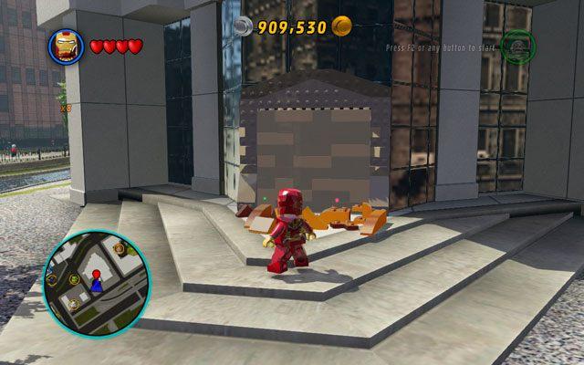 Bonusowe misje deadpoola - lego marvel super heroes - poradnik do gry
