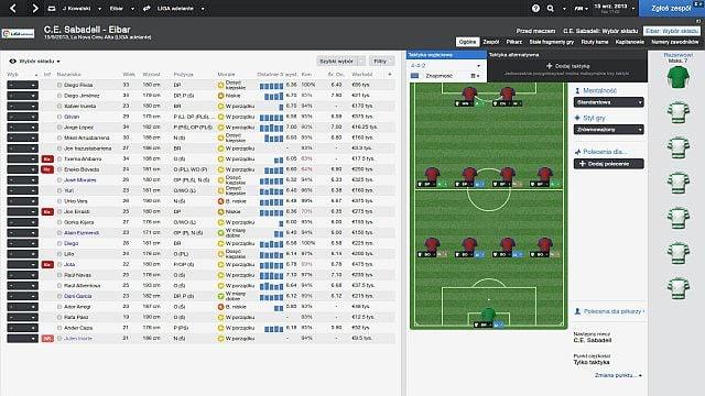 Taktyka jest jednym z najwa�niejszych, obok posiadanego sk�adu, czynnik�w wp�ywaj�cych na zwyci�stwo - Og�lne za�o�enia taktyczne - Taktyka - Football Manager 2014 - poradnik do gry
