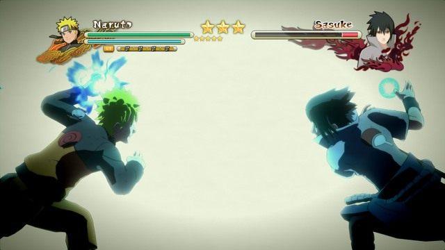 Sterowanie to jedno, ale żeby wygrać trzeba dobrze reagować na to co się dzieje na ekranie - Walka - Naruto Shippuden: Ultimate Ninja Storm 3 Full Burst - poradnik do gry