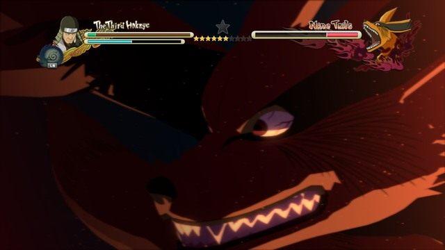 Jest to jedna z pierwszych walk po rozpoczęciu fabularnego wątku - The Nines Tales Attack - Walki z bossami - Naruto Shippuden: Ultimate Ninja Storm 3 Full Burst - poradnik do gry