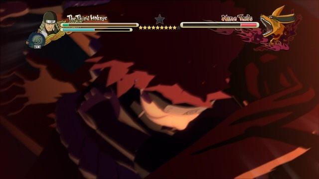 W grze występują fantastyczne przerywniki filmowe - The Nines Tales Attack - Walki z bossami - Naruto Shippuden: Ultimate Ninja Storm 3 Full Burst - poradnik do gry