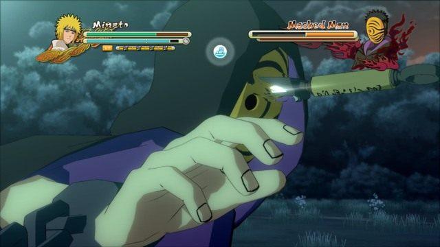 Secret Action to moment w którym robisz akcje znaną z Mangi - The Nines Tales Attack - Walki z bossami - Naruto Shippuden: Ultimate Ninja Storm 3 Full Burst - poradnik do gry