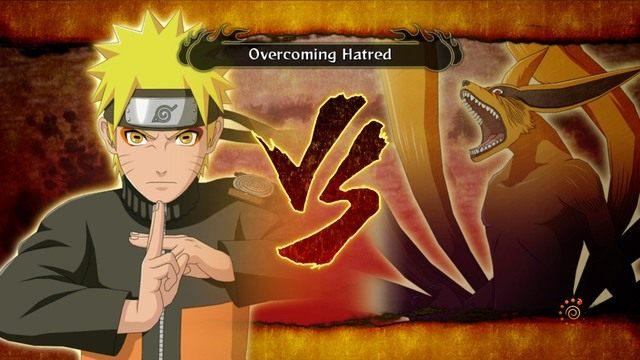 Jest to walka finałowa pomiędzy Naruto a Kyuubim, gdy ten trenuje pod okiem Killera Bee na wyspie żółwia - Overcoming Harted - Walki z bossami - Naruto Shippuden: Ultimate Ninja Storm 3 Full Burst - poradnik do gry